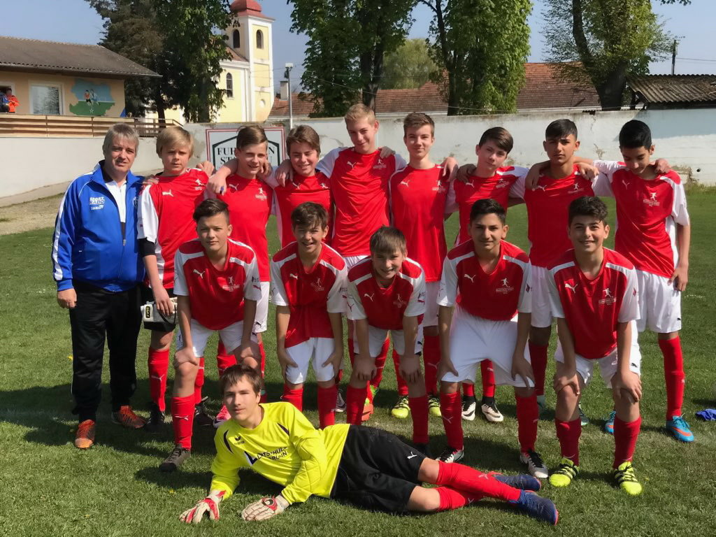 FC Bauzentrum Hofer Mistelbach - U15