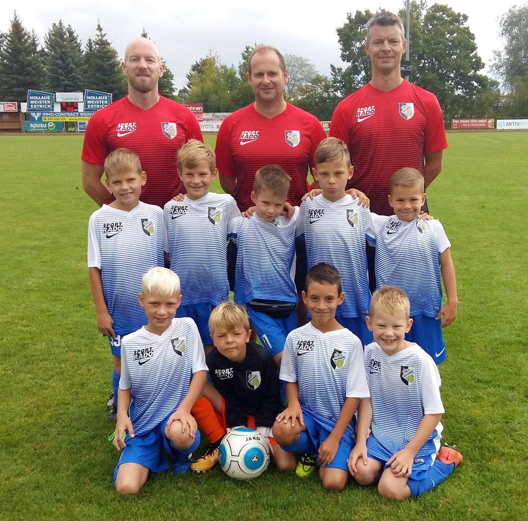 FC spusu Mistelbach - U10