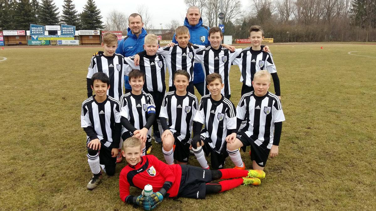 FC Bauzentrum Hofer Mistelbach - U12