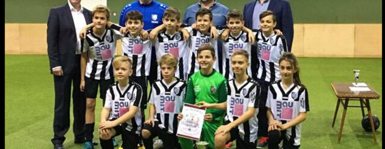 U12 holt Turniersieg in Poysbrunn, 6.Platz in Strebersdorf