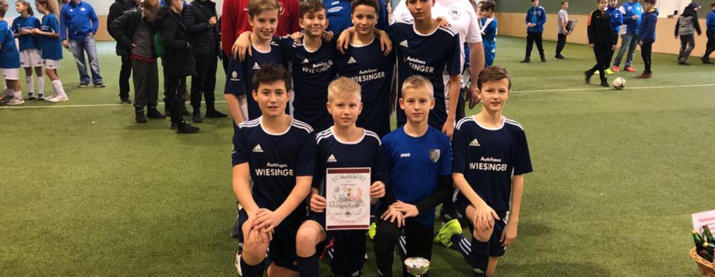 U13 Turniersieger in Poysbrunn