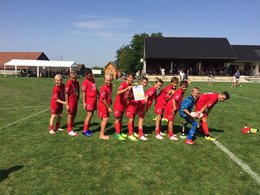 U12 Turniersieger in Fallbach