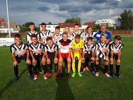 U16 gewinnt in Wr.Neustadt