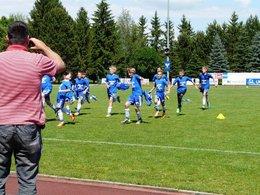 U12 Meister im OPO 2014