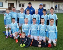U12 verliert zu Hause gegen Bad Pirawarth mit 1:0