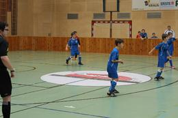 16.Jugendhallenturnier in der Sporthalle Mistelbach