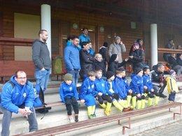 U8 Turnier in Fallbach