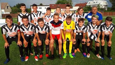 Mannschaftsfoto U16